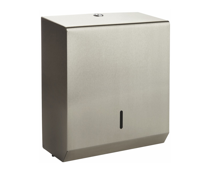 Steel dispenser